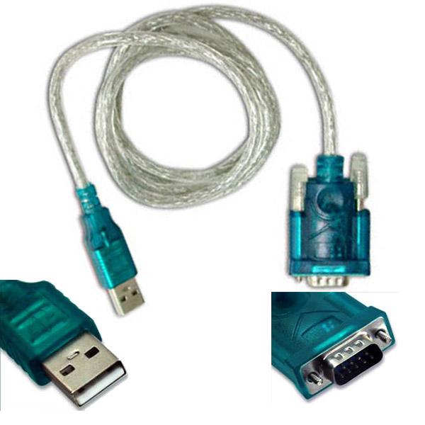 USB转DB9P串口线驱动