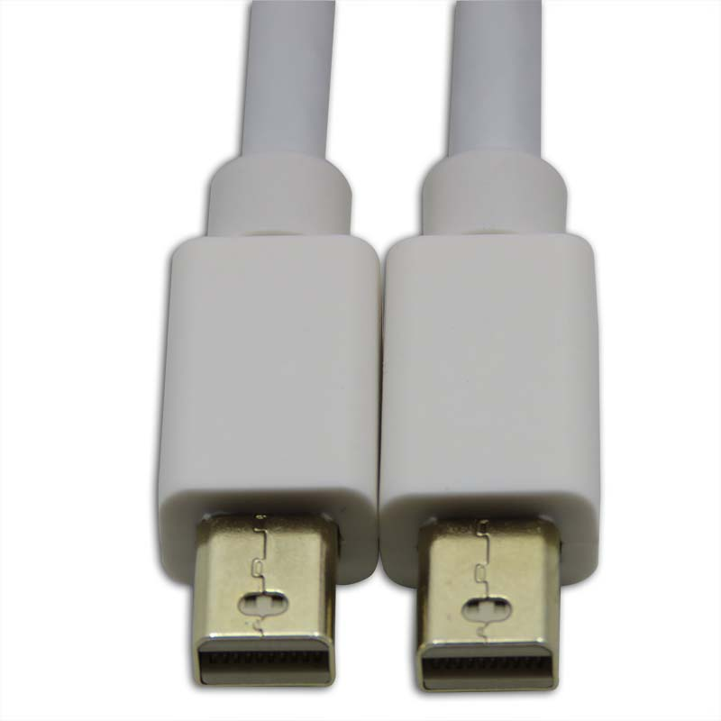 振德 CableDeconn MINI Displayport 1.2 转 mini DP 迷你DP音视频传输连接线