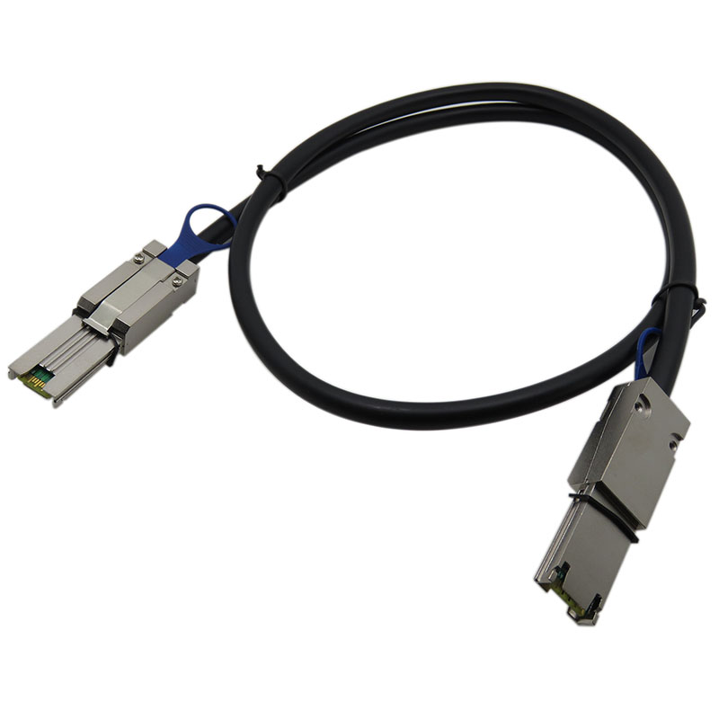 振德 CableDeconn MINI SAS26P TO SFF-8088 硬盘服务器传输线